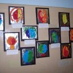 Students Self-Portraits - Winter school 2011